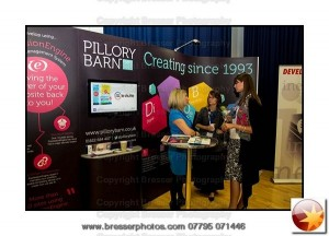 Exhibition Stand at East Kent B2B