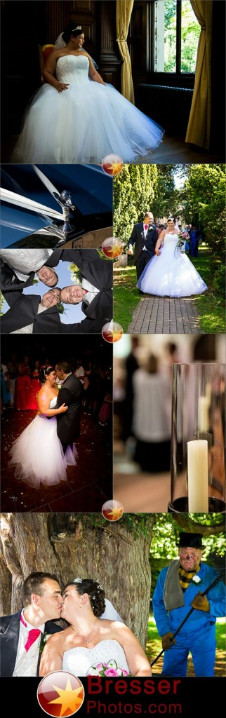 Selection of images from the marriage of Stuart and Kerry Buckley