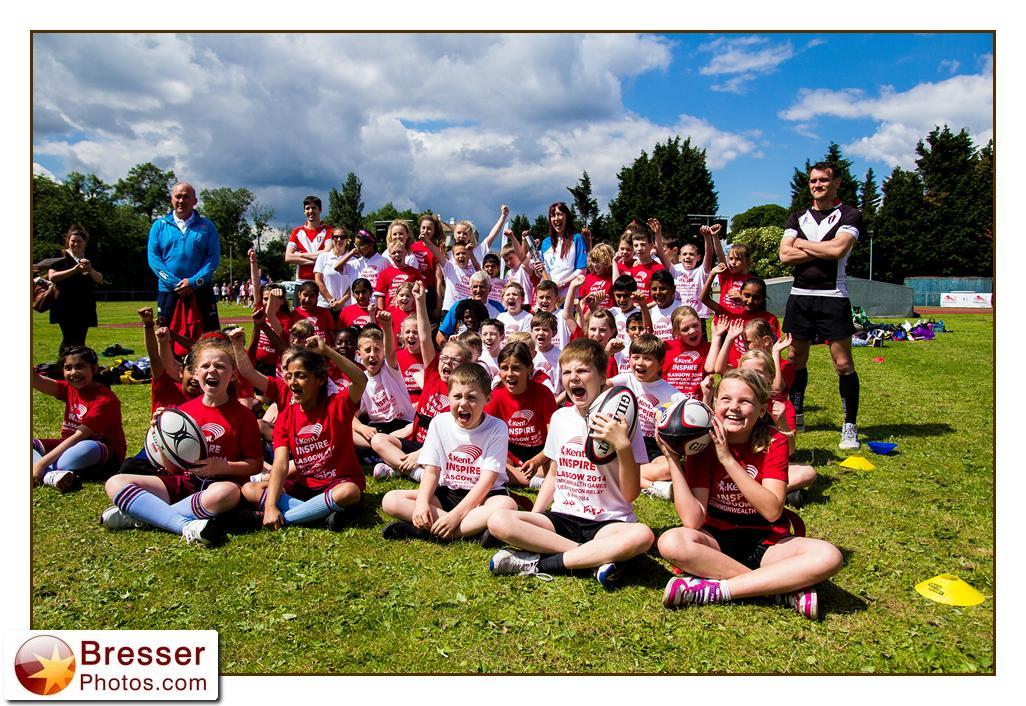 Dartford S Mayor Trials A Rugby Forward Dartford