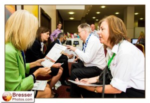 people face to face speed networking