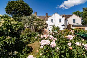 property photograph of Kentish cottage