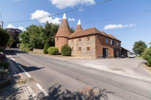 property photograph of Kentish oast house