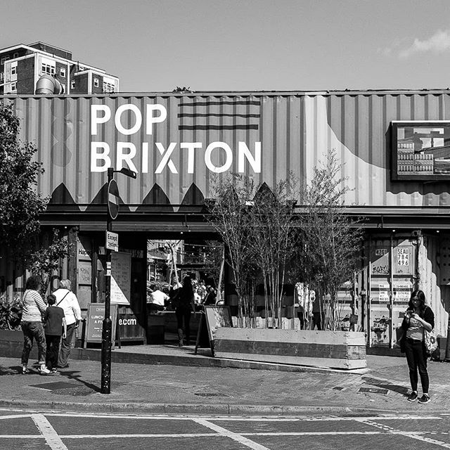 Pop Brixton Summer 2019